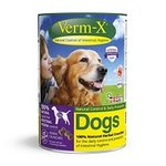 Verm-X crunchies voor de hond