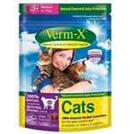 Verm-X crunchies voor de kat