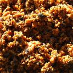 Biologische Bokashi groente, biologische probiotica