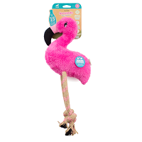 Beco hondenspeeltje: Fernando de Flamingo
