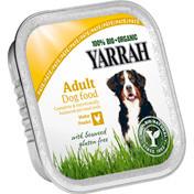Yarrah hondenpaté: Kip met Zeewier