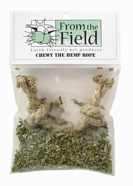 Kattentouw: Chewy The Hemp Rope