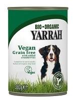 Yarrah Vegan graanvrij met Cranberries
