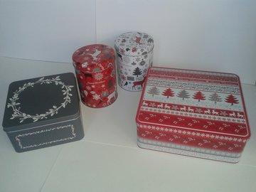 Kerstpakket kat: model 2