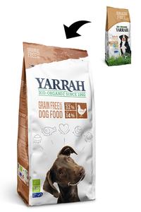 Yarrah graanvrije hondenbrokjes droog: Graanvrij met kip en vis