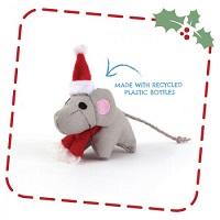 Kerstknuffel voor de kat: Millie de Muis