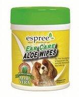 Espree Ear Care aloe wipes oordoekjes