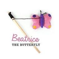 Speelhengel Beatrice de Vlinder BecoPets