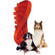 Pet + Me hondenborstel lang haar - rood