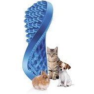 Pet + Me kattenborstel blauw