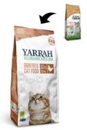 Yarrah graanvrije Kattenbrokjes met kip en vis