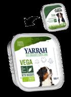 Yarrah alucup hondenbrokjes in saus: Vegetarisch met Rozenbottels