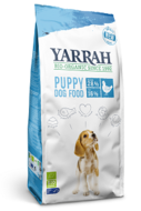 Yarrah Puppy biologisch droogvoer